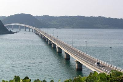 1日目角島大橋