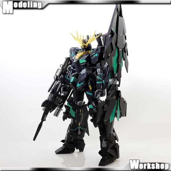 MG バンシィ 覚醒Ver. 製作08