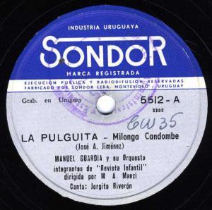 Sondor Manuel Guardia 78A 512