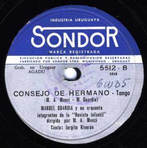 Sondor Manuel Guardia 78 511