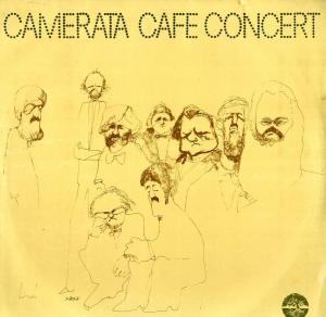 Camerata Cafe concert LP 498