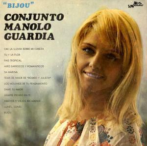 Manolo GUardia Bijou LP 500