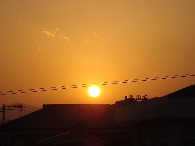 2014-01-01 夕陽