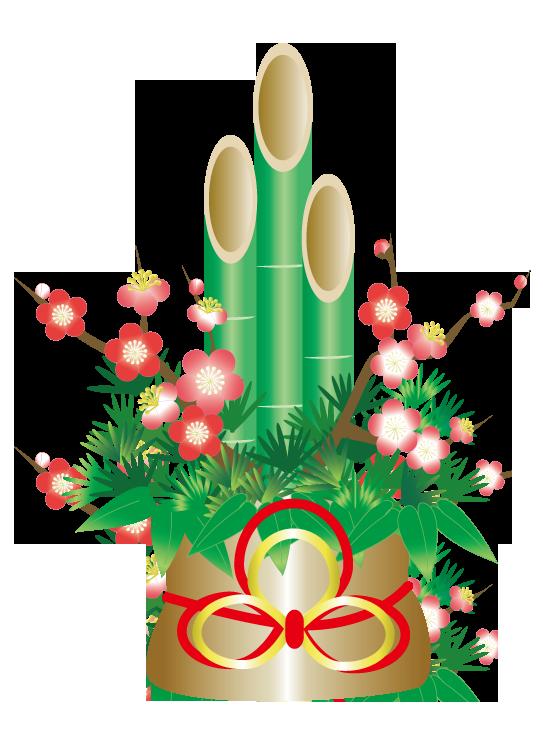お正月飾り 門松
