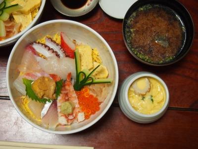 16海鮮丼