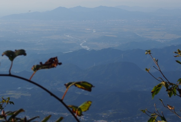6金峰山 二ノ岳 三ノ岳