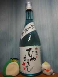 新潟 菊水 純米吟醸 ひやおろし (1)