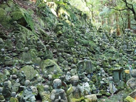 24清水寺 五百羅漢
