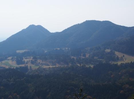 7山頂から 女鞍岳