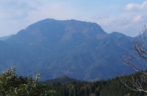 8山頂から八方ヶ岳