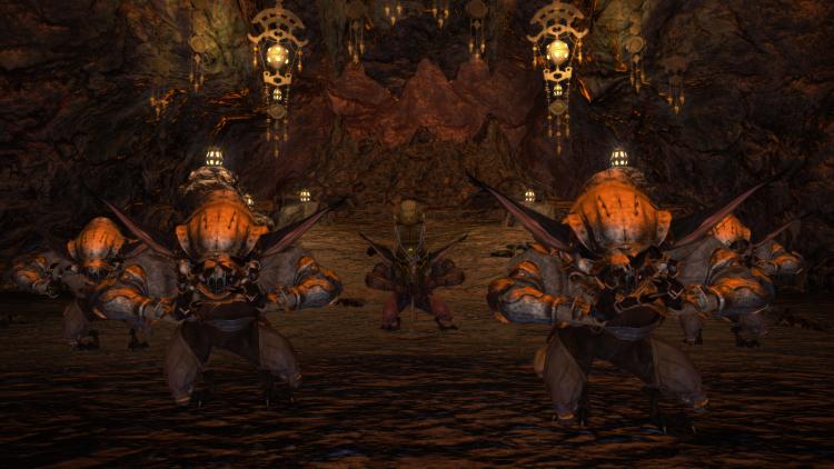 憤怒の岩神タイタン1