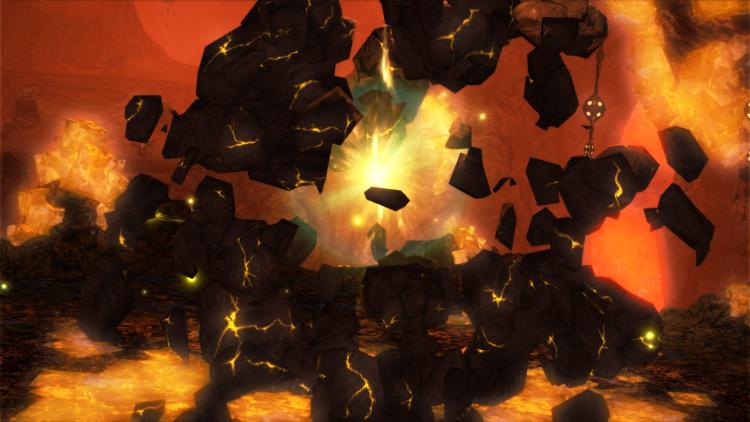 憤怒の岩神タイタン2
