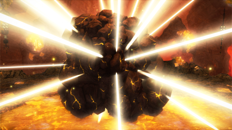 憤怒の岩神タイタン3