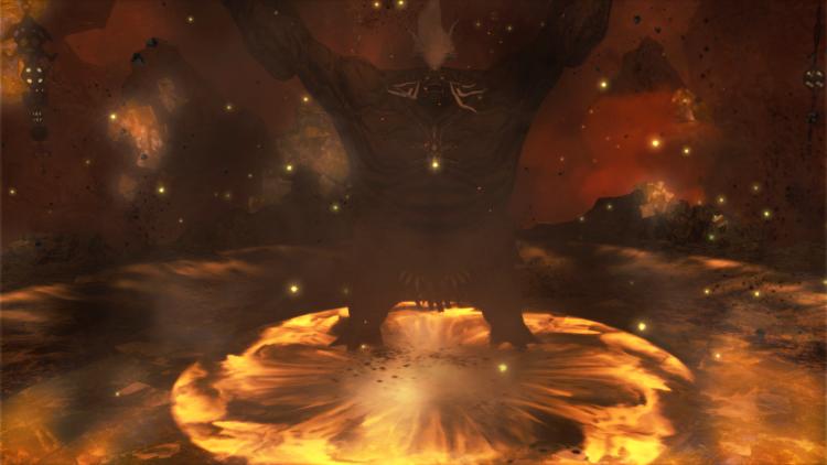 憤怒の岩神タイタン4