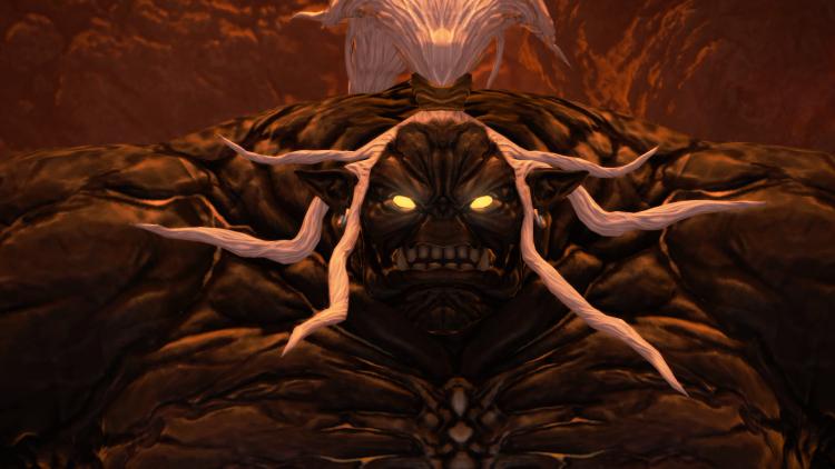 憤怒の岩神タイタン5