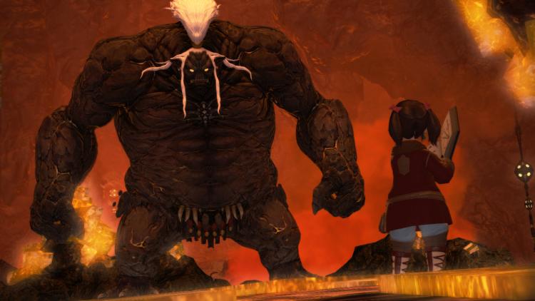 憤怒の岩神タイタン6