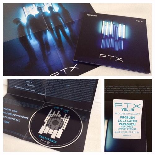 『PTX Vol.Ⅲ』