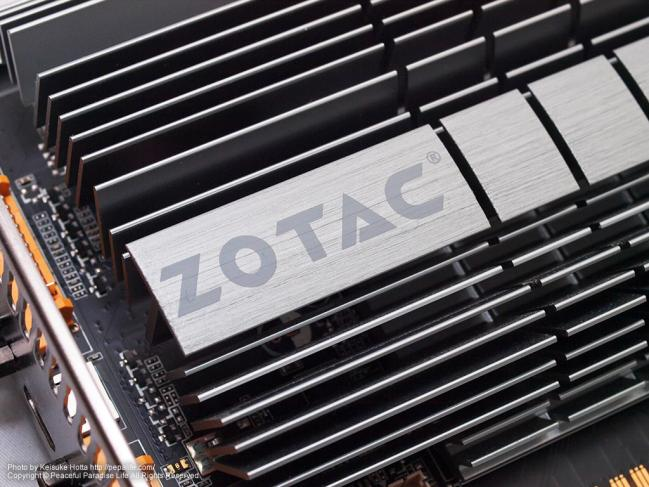 ZOTAC GeForce GT610 ZONE Edition(ZTGT610-1GD3ZONER001/ZT-60603-20L)