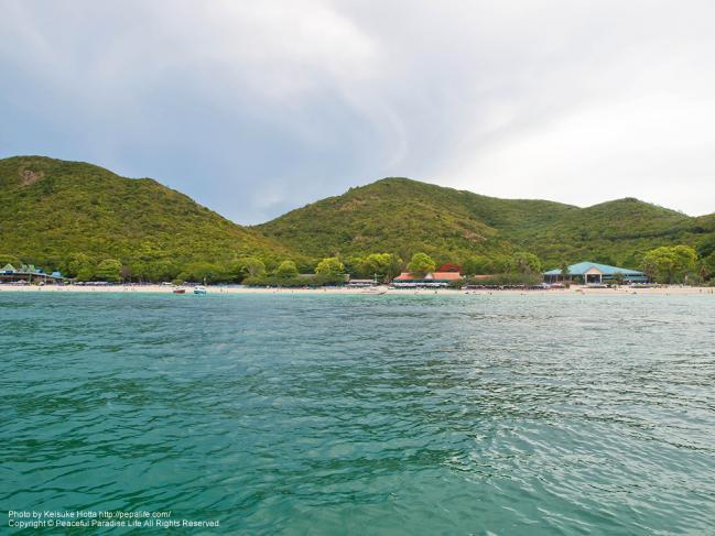 ラン島ティエンビーチ