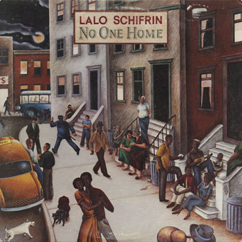 DG_LALO SCHIFRIN_NO ONE HOME_201305