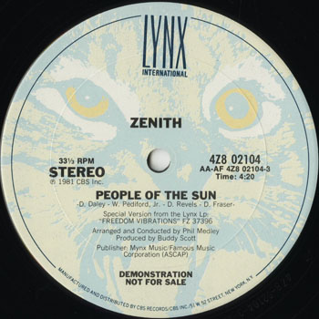 DG_ZENITH_PEOPLE OF THE SUN_201305