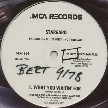DG_STARGARD_WHAT YOU WAITIN FOR_201305