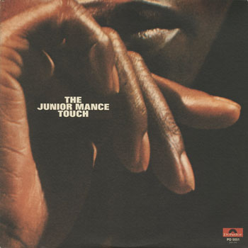 JZ_JUNIOR MANCE_THE JUNIOR MANCE TOUCH_201305