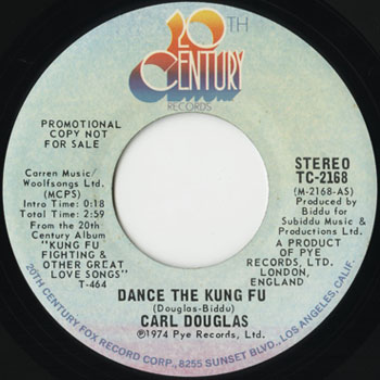SL_CARL DOUGLAS_DANCE THE KUNG FU_201305