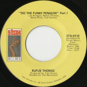 SL_RUFUS THOMAS_DO THE FUNKY PENGUIN_201305