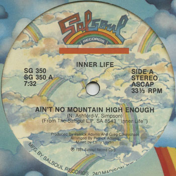 DG_INNER LIFE_AINT NO MOUNTAIN HIGH ENOUGH_201306