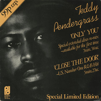DG_DG_TEDDY PENDERGRASS_CLOSE THE DOOR_201306