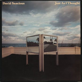 JZ_DAVID SANCIOUS_JUST AS I THOUGHT_201306