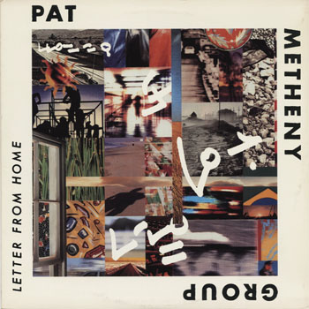 JZ_PAT METHENY GROUP_LETTER FROM HOME_201306