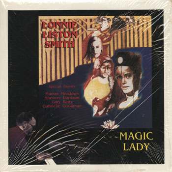 SL_LONNIE LISTON SMITH_MAGIC LADY_201401