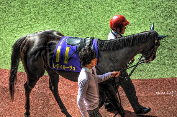 Lady Rouge_2009 桜花賞