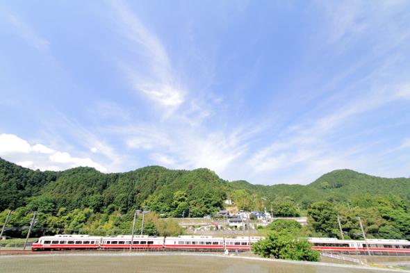 2013/6/8 南海高野線 美加の台~千早口