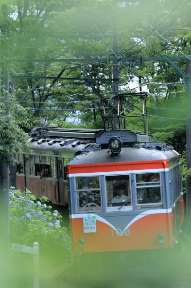 2013/6/29 箱根登山鉄道 宮ノ下