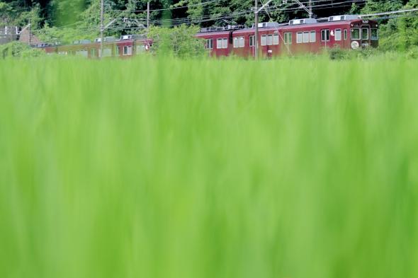 2013/7/27 能勢電鉄 妙見口