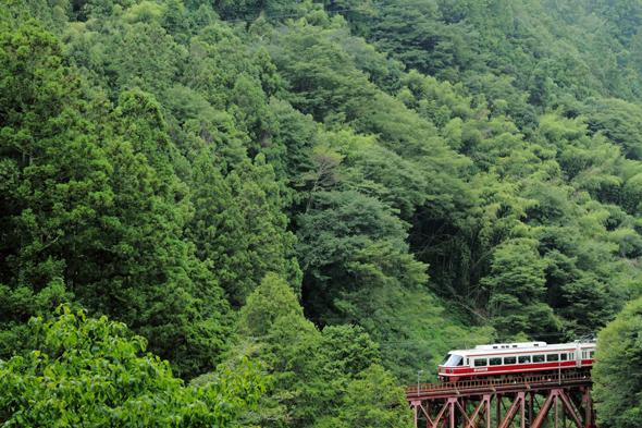 2013/9/7 南海高野線 九度山~高野下