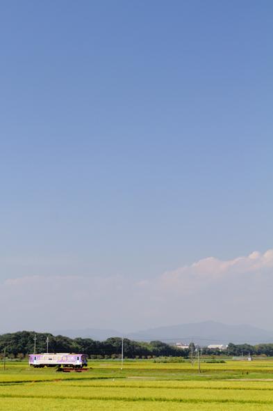 2013/9/21 北条鉄道 網引~田原