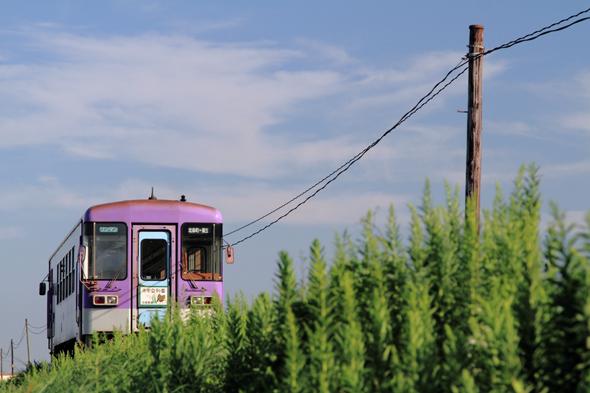 2013/9/21 北条鉄道 播磨下里~長