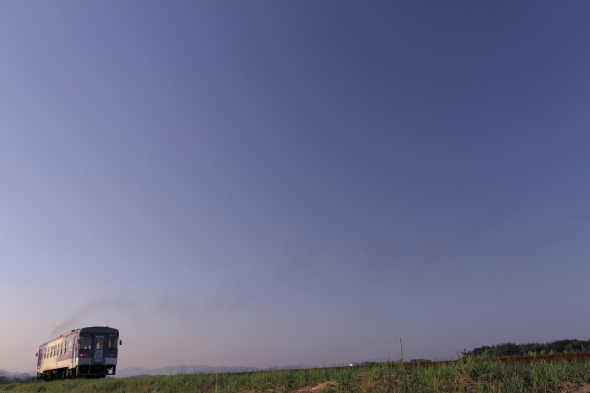 2013/9/21 北条鉄道 法華口