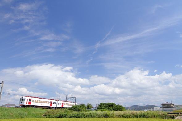 2013/9/28 和歌山電鐵貴志川線 甘露寺前~貴志