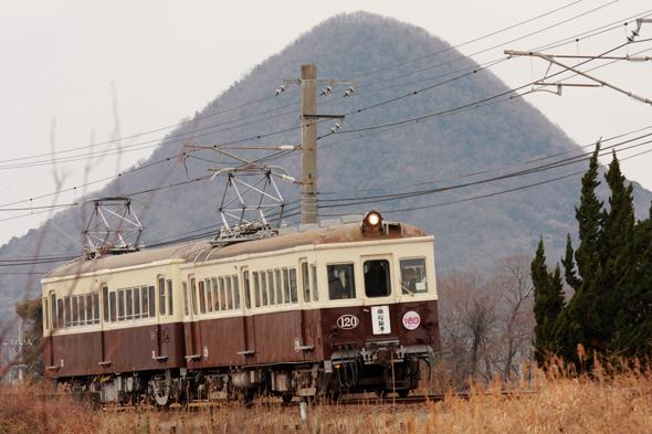 2012/2/26 高松琴平電鉄 一宮~円座