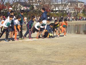 天王川マラソン