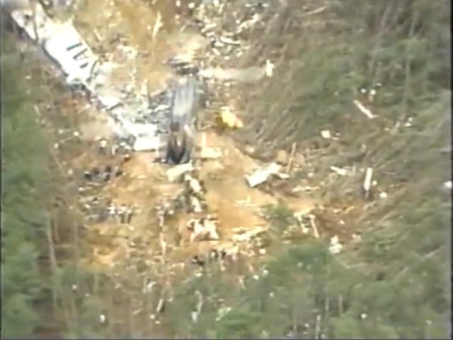日航ジャンボ機墜落事故 4
