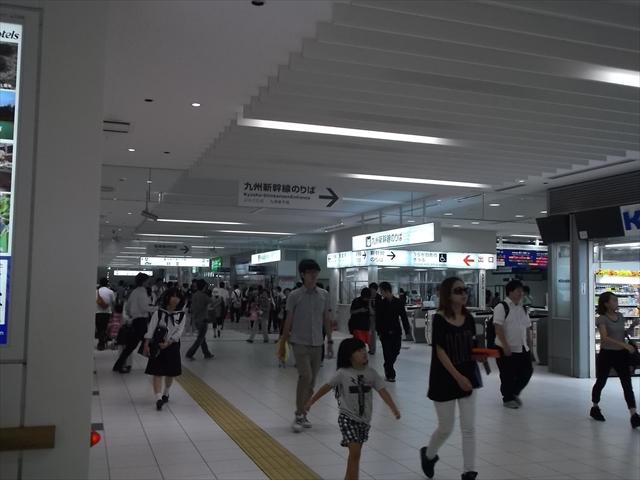 鹿児島中央駅 コンコース