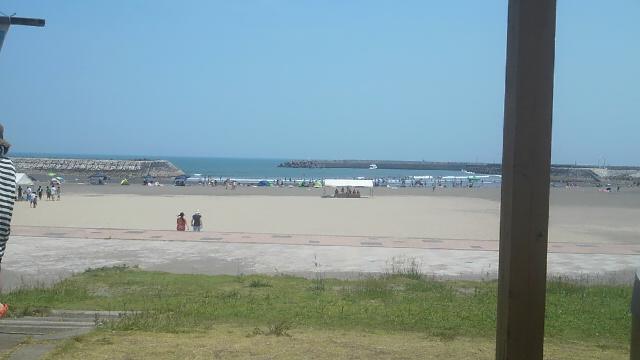 一ッ葉海水浴場