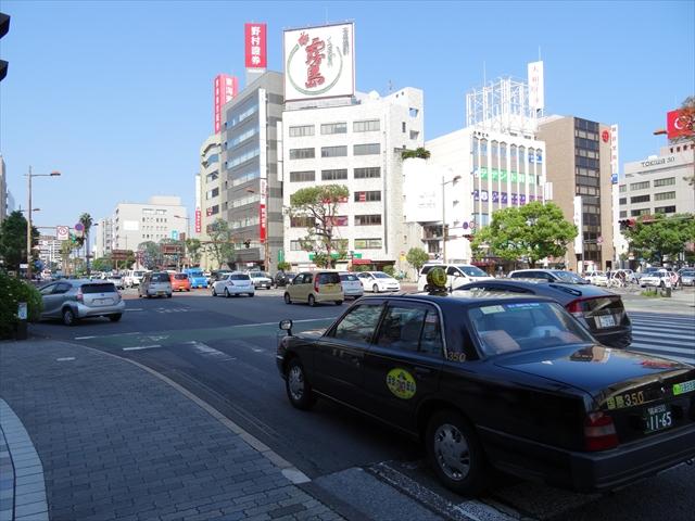 宮崎市街地