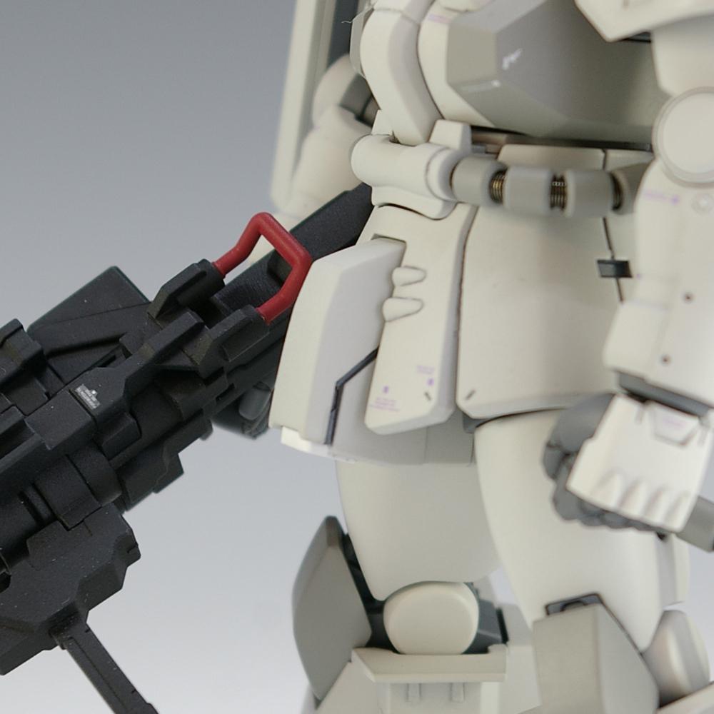 HGUC シン・マツナガ専用ザク 全塗装作例